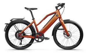 Stromer ST1X S-Pedelec Comfort Orange