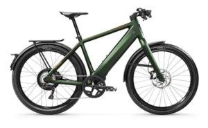 Stromer ST3 Launch Edition Sport Deep Green