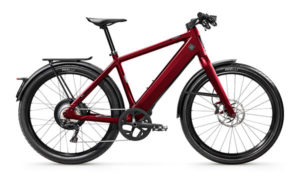 Stromer ST3 Sport Launch Edition Deep Red